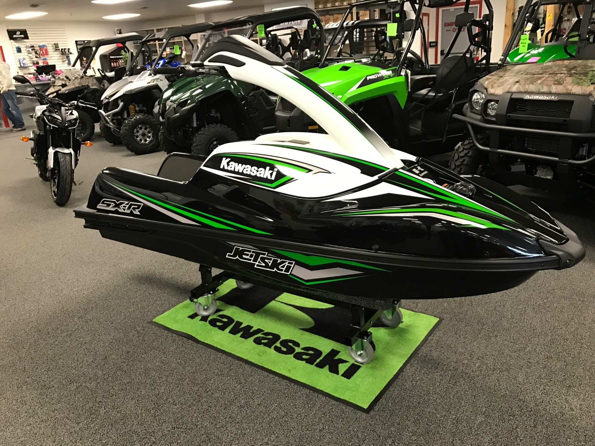 2017 Kawasaki JET SKI SX-R in Honesdale, Pennsylvania