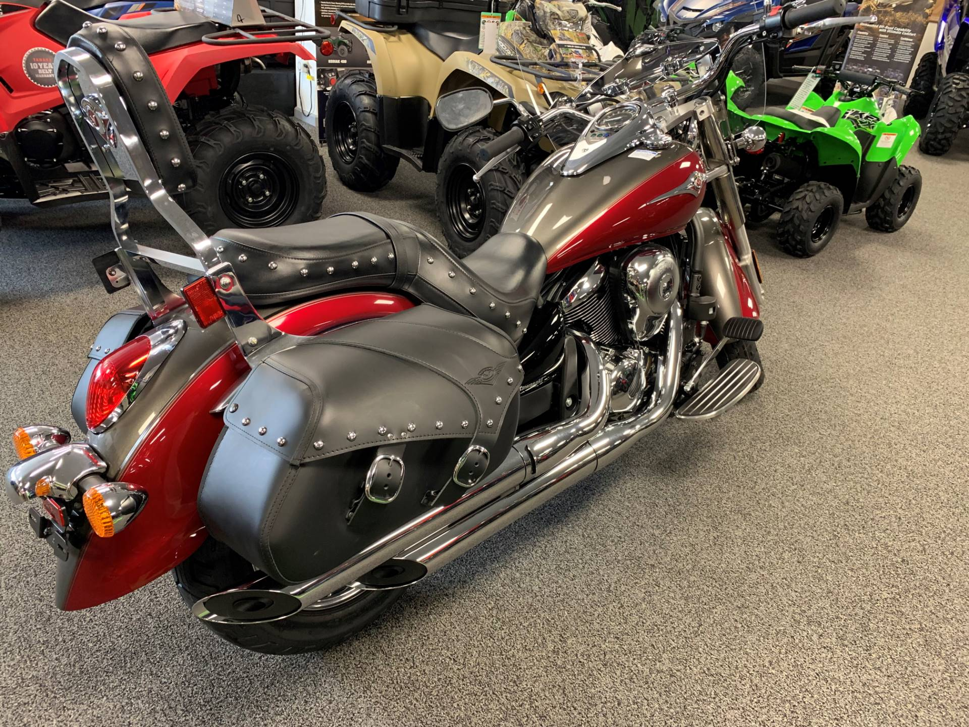 2018 Kawasaki Vulcan 900 Classic LT in Honesdale, Pennsylvania - Photo 2