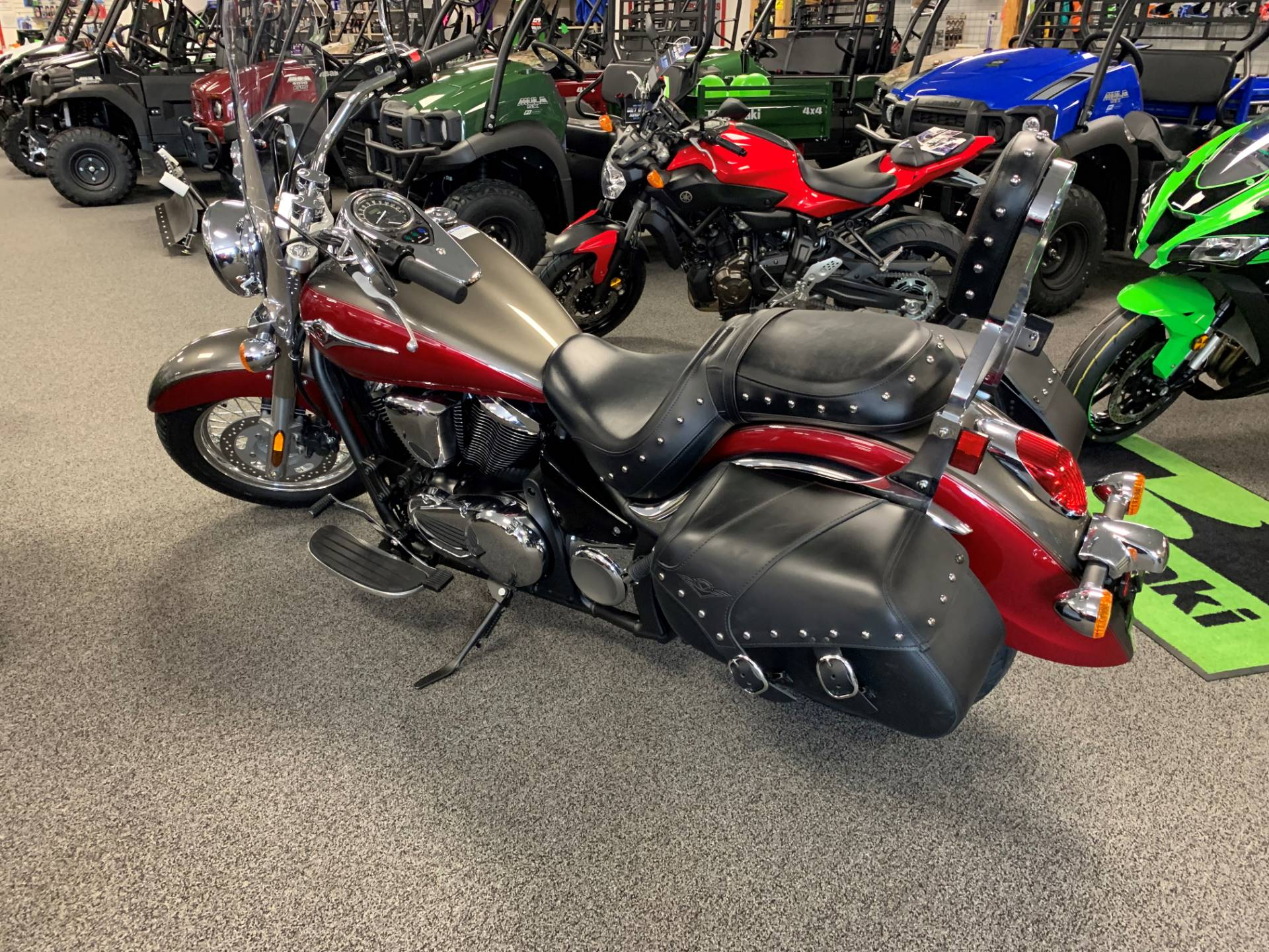 2018 Kawasaki Vulcan 900 Classic LT in Honesdale, Pennsylvania - Photo 3