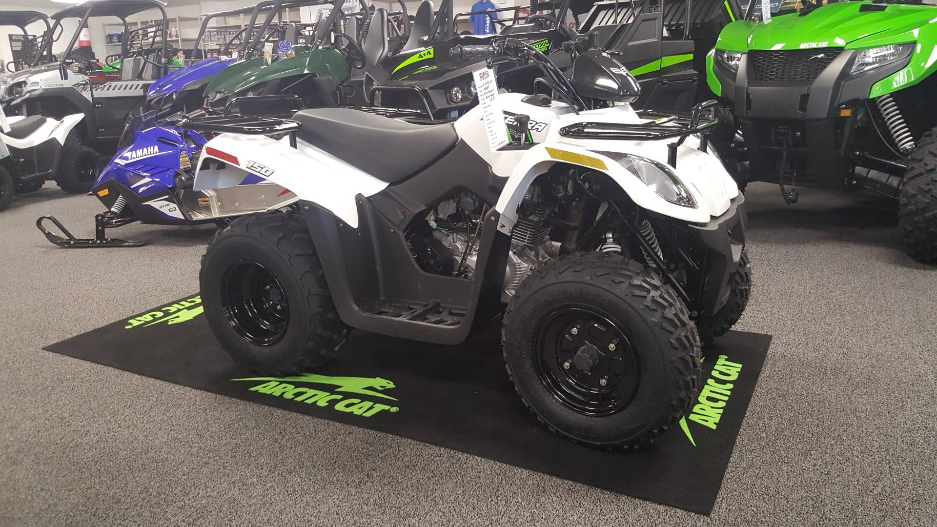 2018 Arctic Cat ALTERRA 150 1