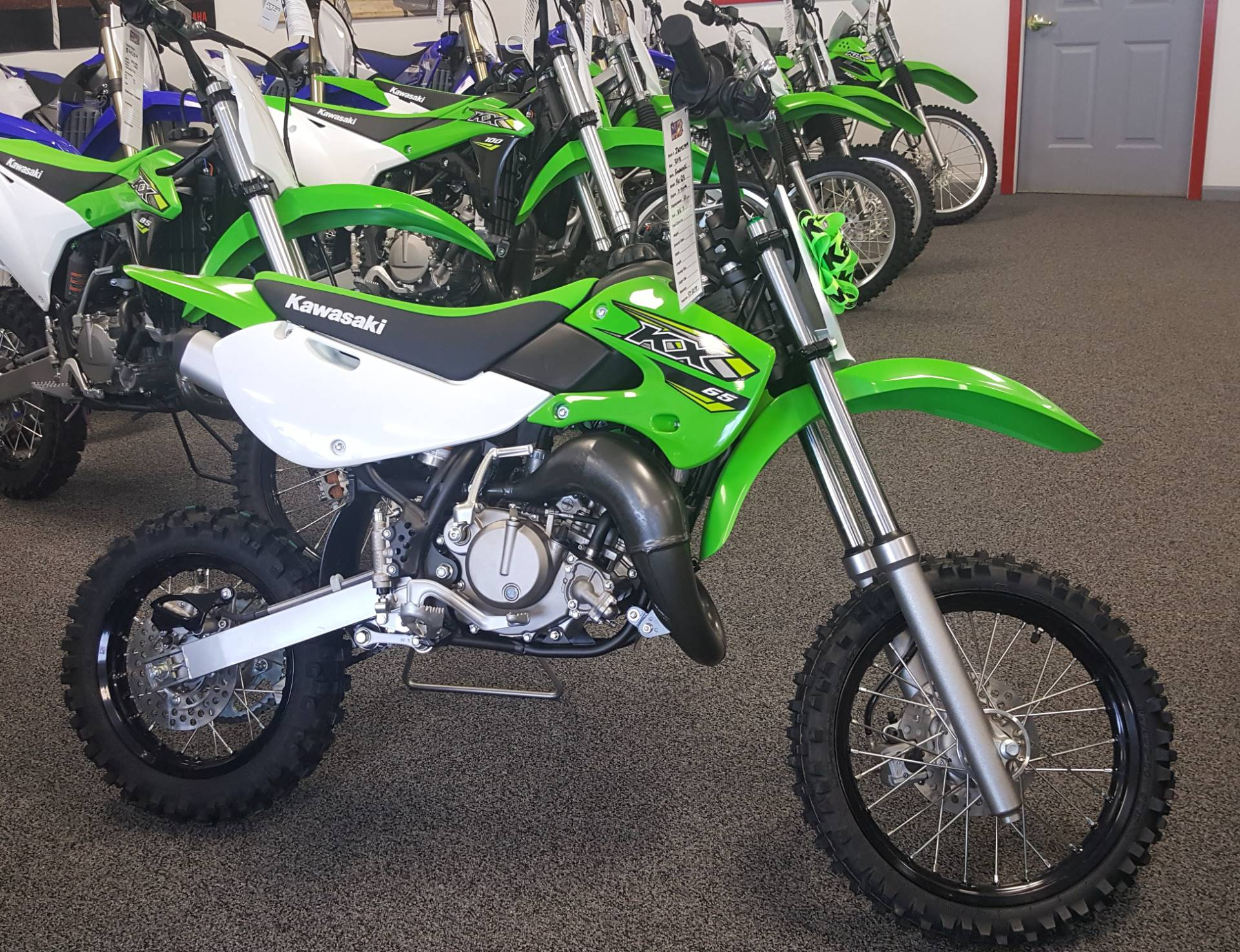 2018 Kawasaki KX 65 for sale 3262