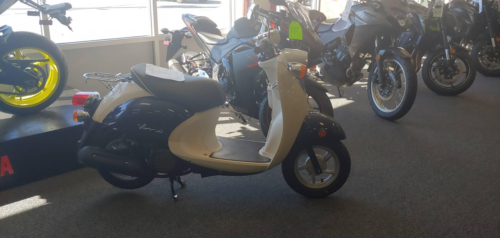 2018 Yamaha Vino Classic for sale 4455
