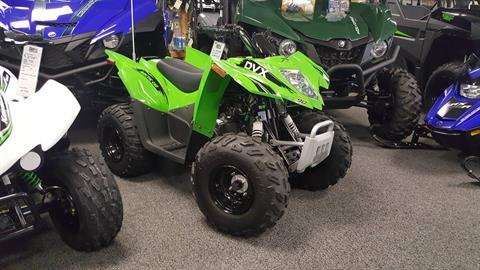 2017 Arctic Cat DVX 90 in Honesdale, Pennsylvania