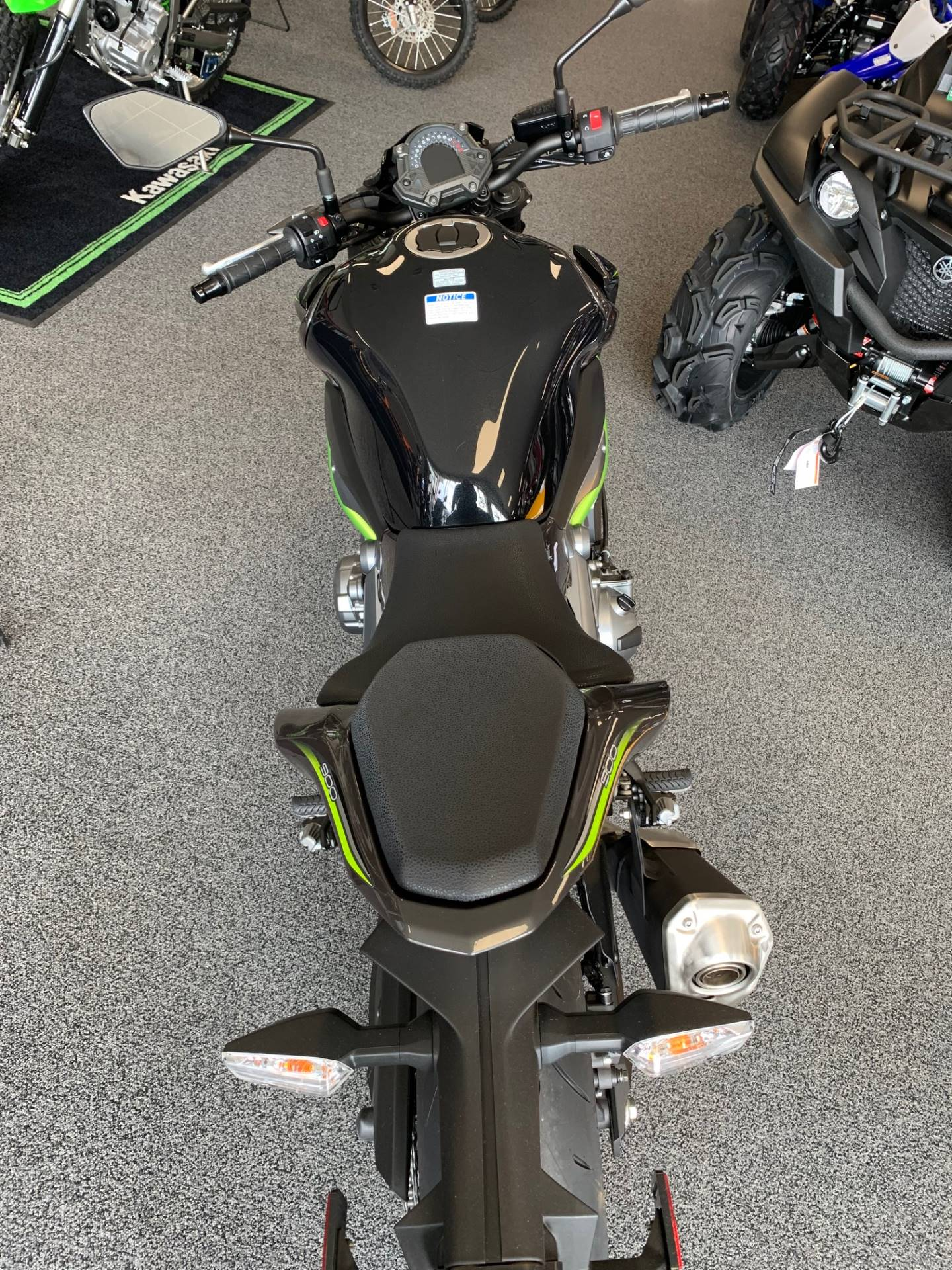 2017 Kawasaki Z900 ABS in Honesdale, Pennsylvania - Photo 6