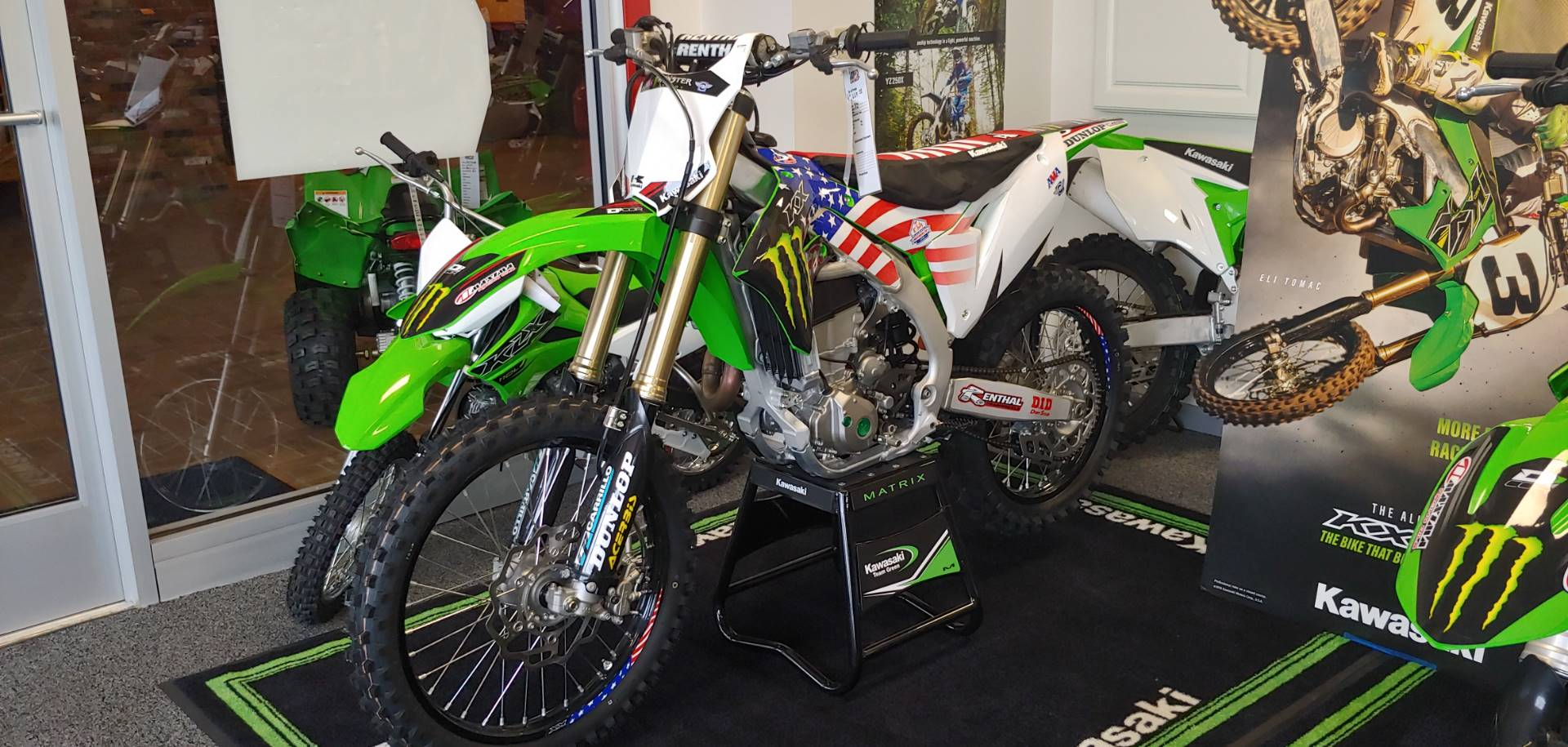 2019 Kawasaki Kx 450 In Honesdale Pennsylvania