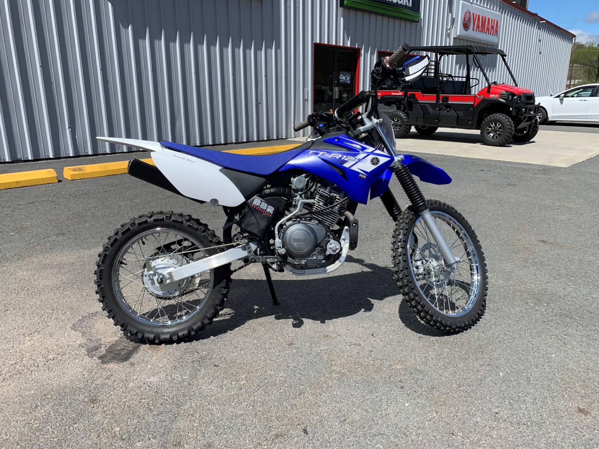 2013 Yamaha TT-R125LE for sale 111817
