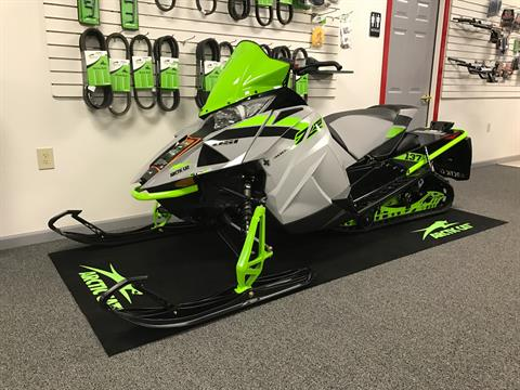 2018 Arctic Cat ZR 8000 Sno Pro ES (137) Early Release in Honesdale, Pennsylvania