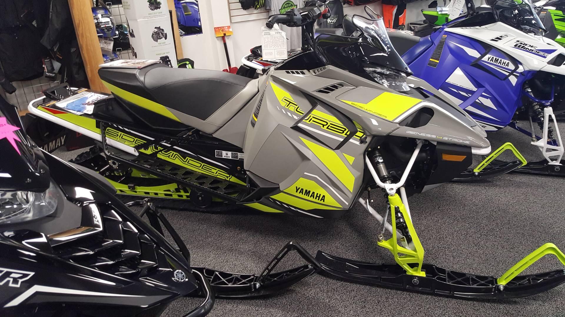 2018 Yamaha Sidewinder L-TX SE for sale 2360