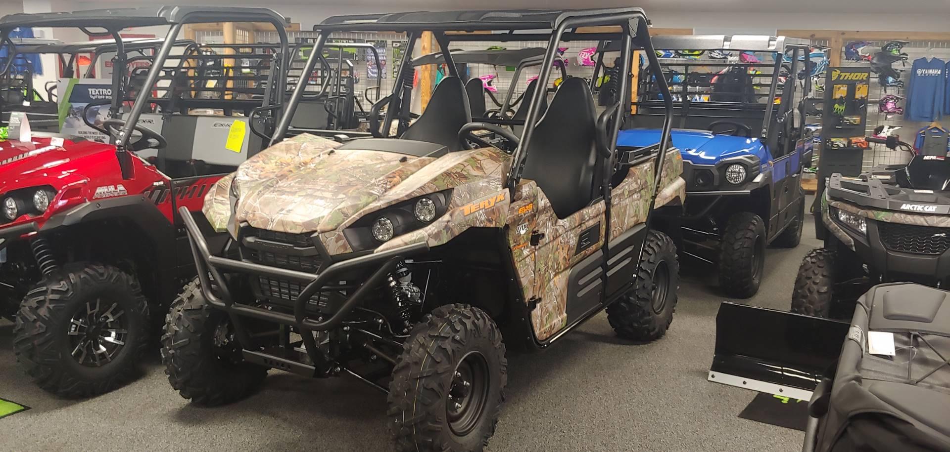 2018 Kawasaki Teryx Camo for sale 981