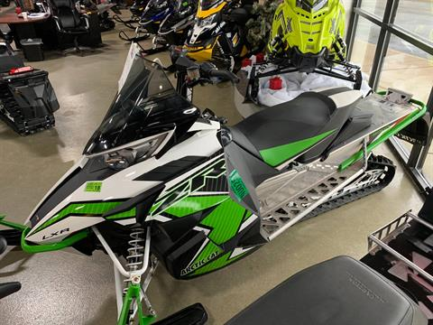 "2016 Arctic Cat ZR 8000 137"" LXR ES in Dimondale, Michigan"