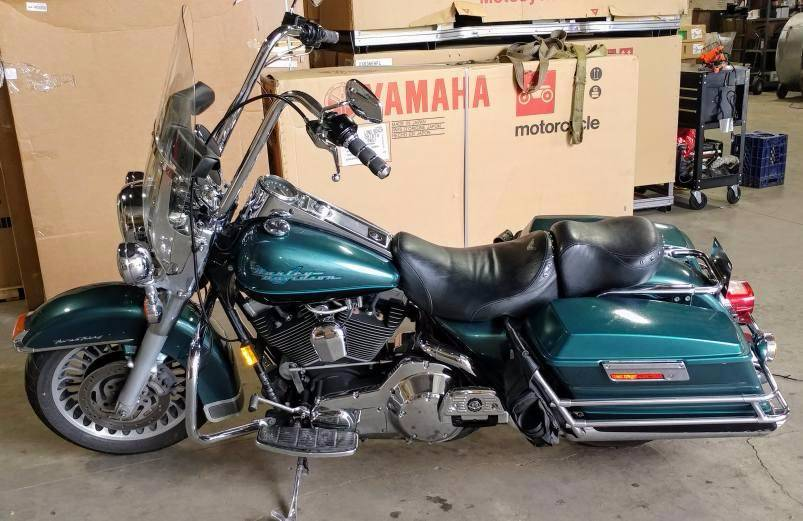 2000 Harley-Davidson FLHR/FLHRI Road King® in Dimondale, Michigan