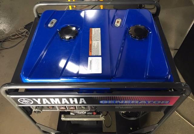 2014 Yamaha EF12000DE  in Dimondale, Michigan
