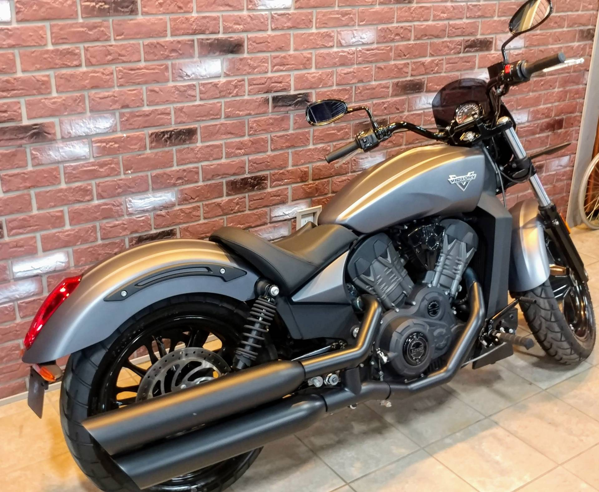 2017 Victory Octane in Dimondale, Michigan