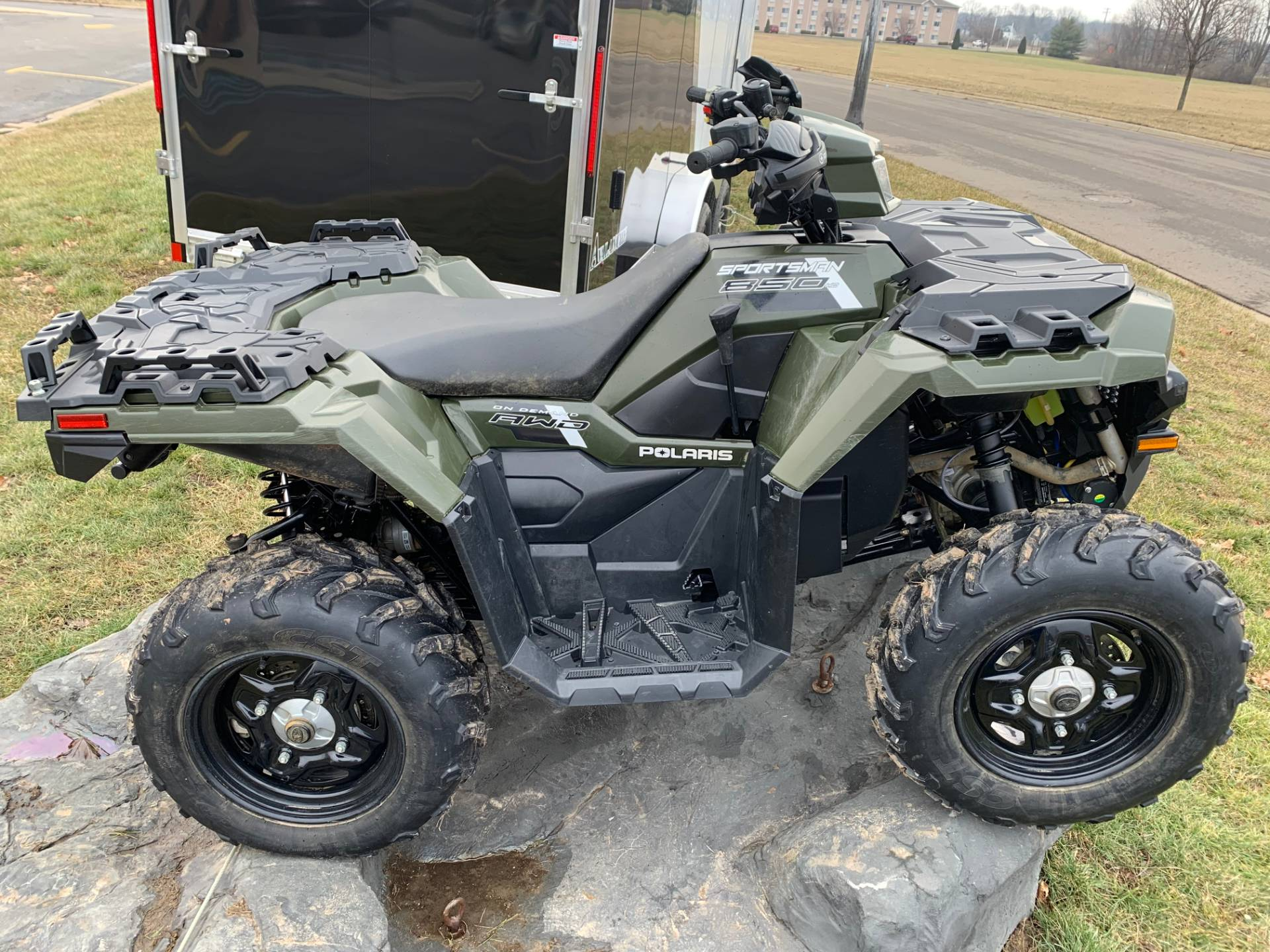 2017 Polaris Sportsman 850 in Dimondale, Michigan