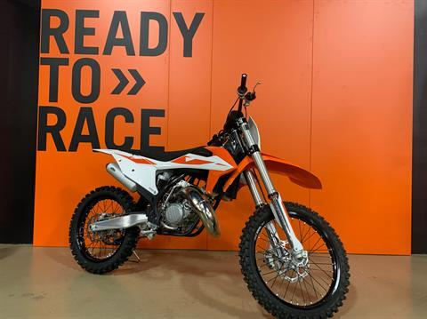 2019 KTM 150 SX in Dimondale, Michigan