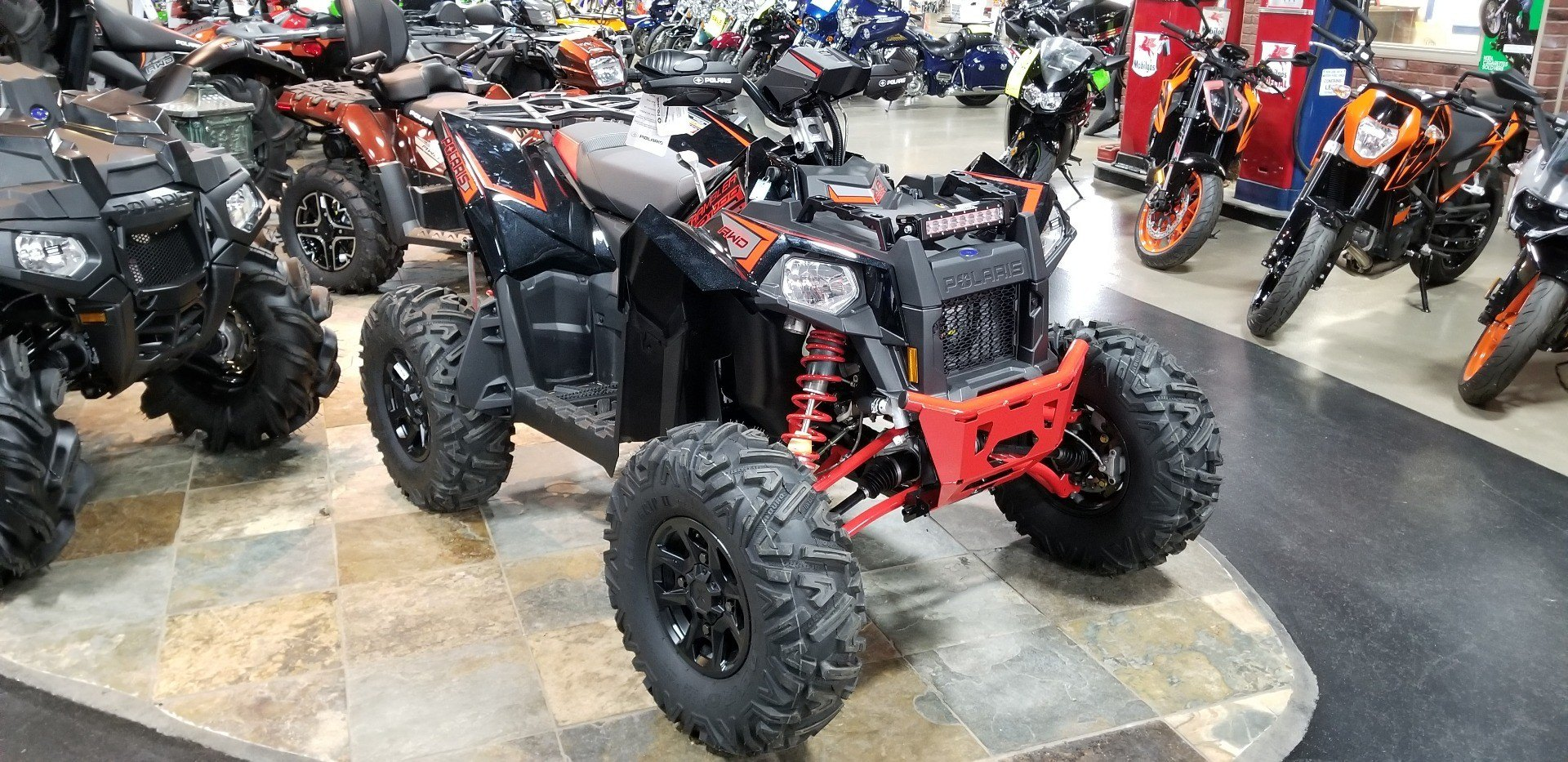 2020 Polaris Scrambler XP 1000 S in Dimondale, Michigan - Photo 2