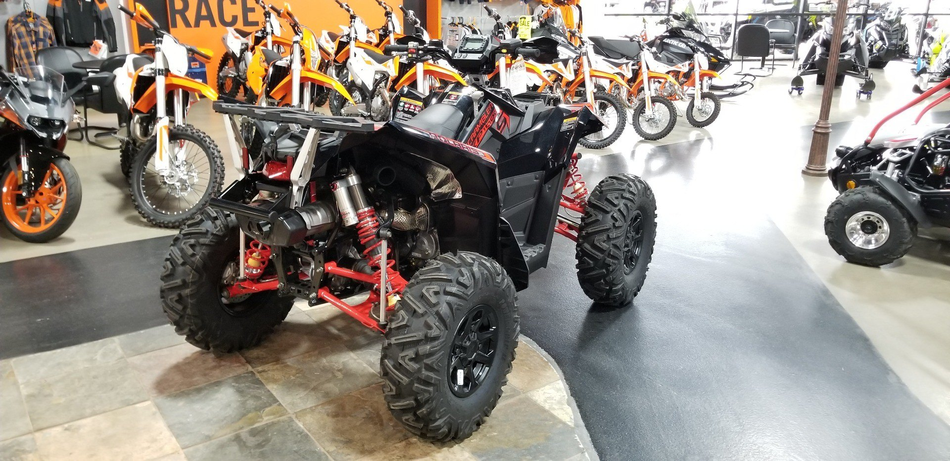 2020 Polaris Scrambler XP 1000 S in Dimondale, Michigan - Photo 4