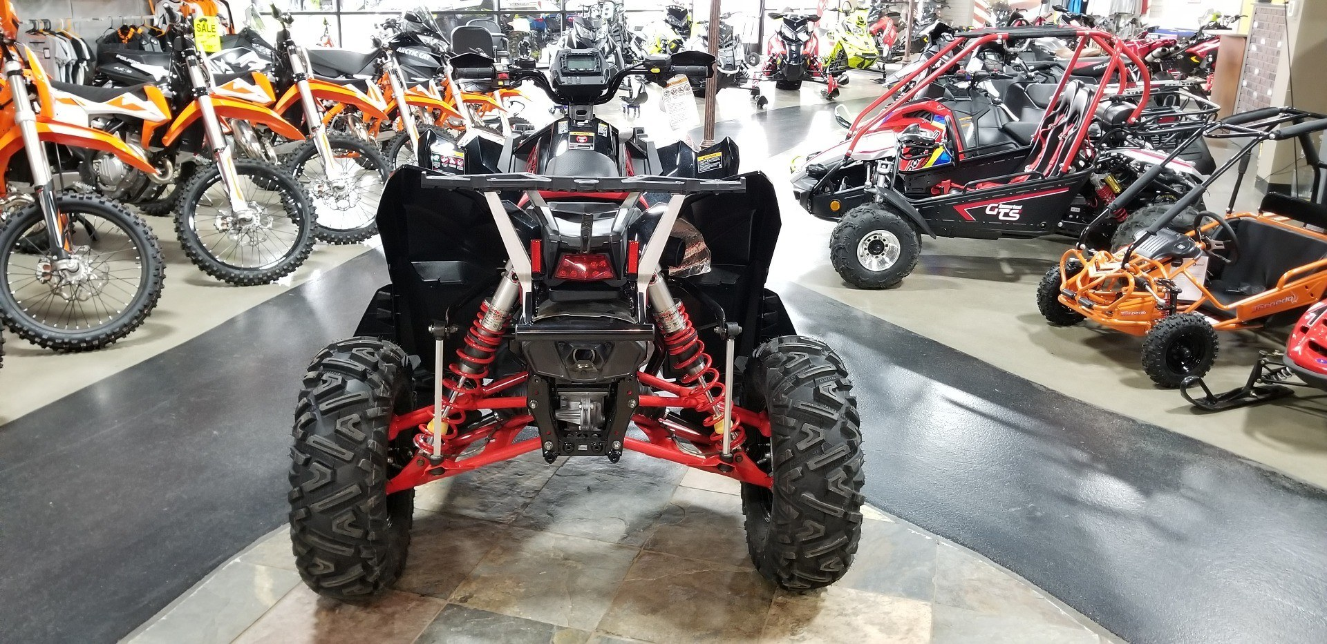 2020 Polaris Scrambler XP 1000 S in Dimondale, Michigan - Photo 5