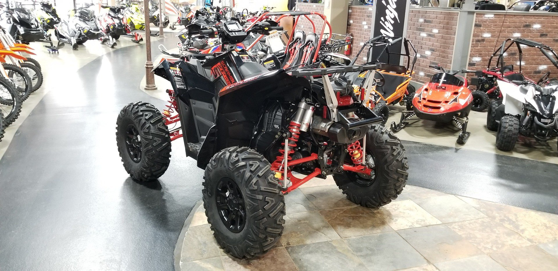 2020 Polaris Scrambler XP 1000 S in Dimondale, Michigan - Photo 6