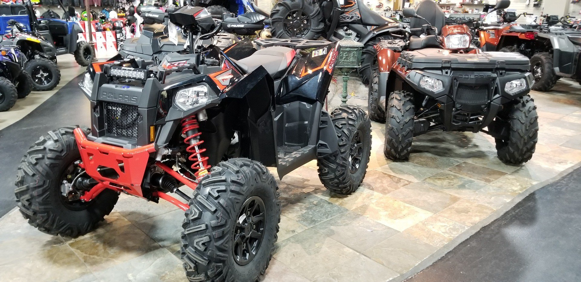 2020 Polaris Scrambler XP 1000 S in Dimondale, Michigan - Photo 8
