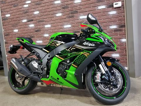 2020 Kawasaki Ninja ZX-10R KRT Edition in Dimondale, Michigan