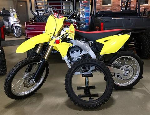 2014 Suzuki RM-Z450 in Dimondale, Michigan