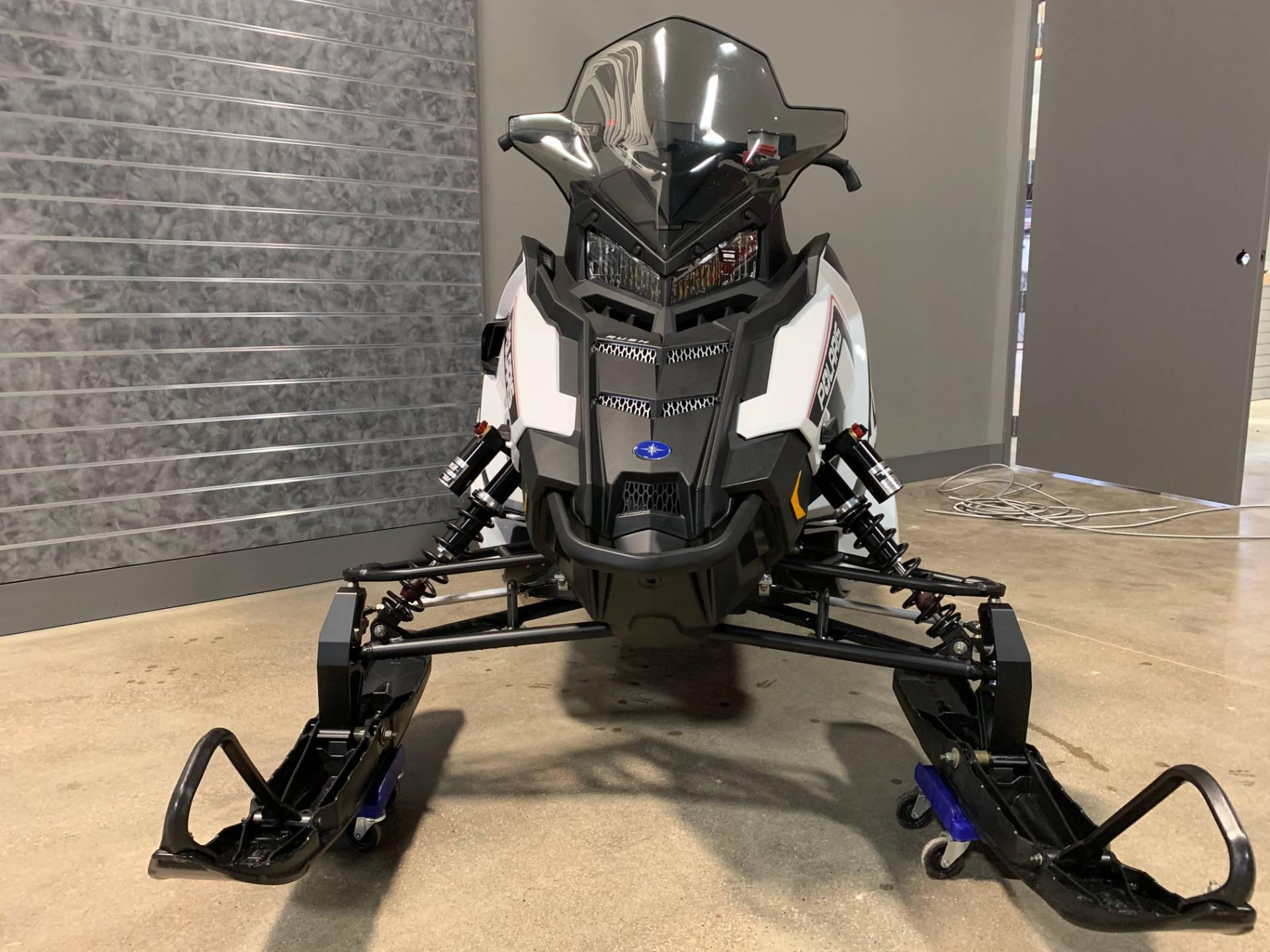2018 Polaris 600 RUSH XCR SnowCheck Select in Dimondale, Michigan