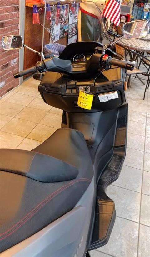 2013 Suzuki Burgman™ 400 ABS in Dimondale, Michigan