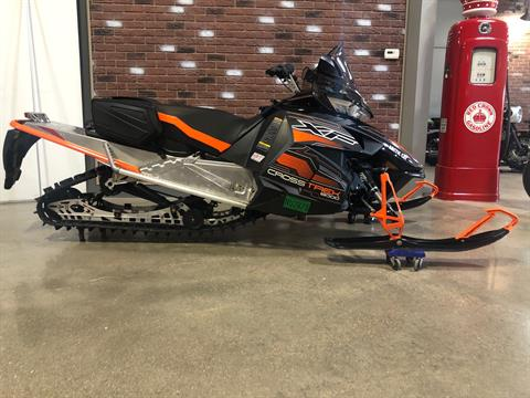 "2016 Arctic Cat XF 8000 137"" CrossTrek ES in Dimondale, Michigan"