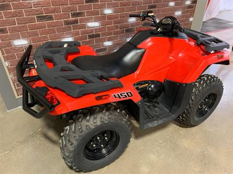 2016 Arctic Cat Alterra 450 in Dimondale, Michigan