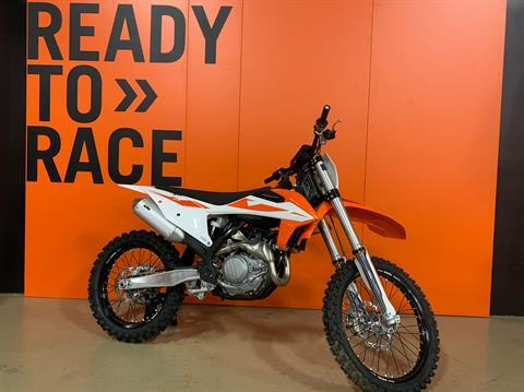 2019 KTM 450 SX-F in Dimondale, Michigan