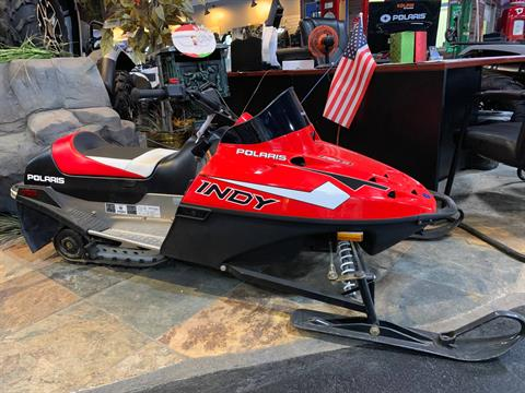 2018 Polaris 120 INDY in Dimondale, Michigan - Photo 2