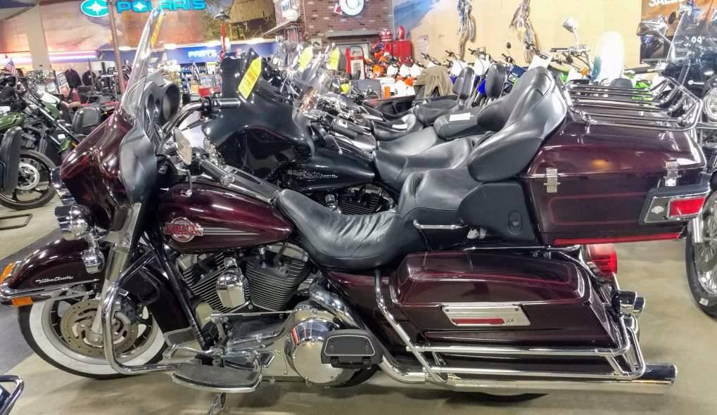 2006 Harley-Davidson Ultra Classic® Electra Glide® in Dimondale, Michigan