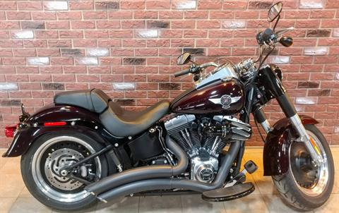 2014 Harley-Davidson Fat Boy® Lo in Dimondale, Michigan