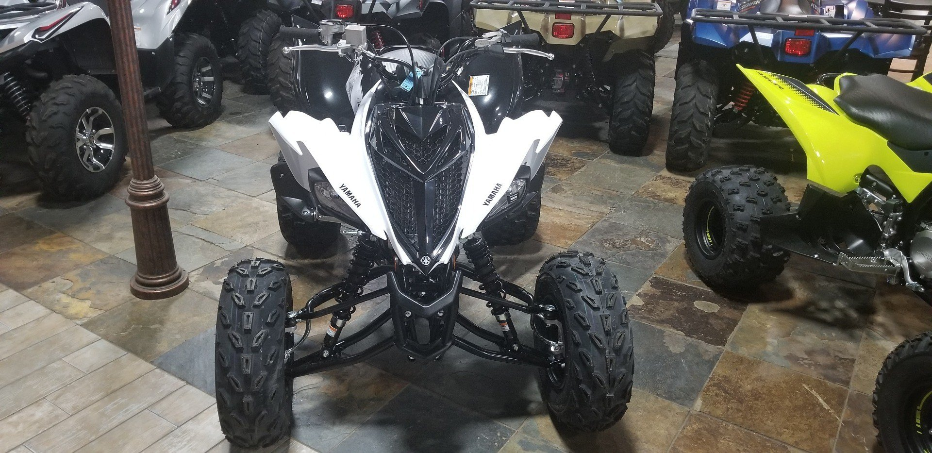 2020 Yamaha Raptor 700 in Dimondale, Michigan - Photo 1