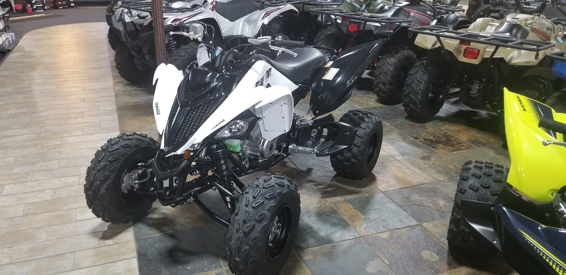 2020 Yamaha Raptor 700 in Dimondale, Michigan - Photo 2
