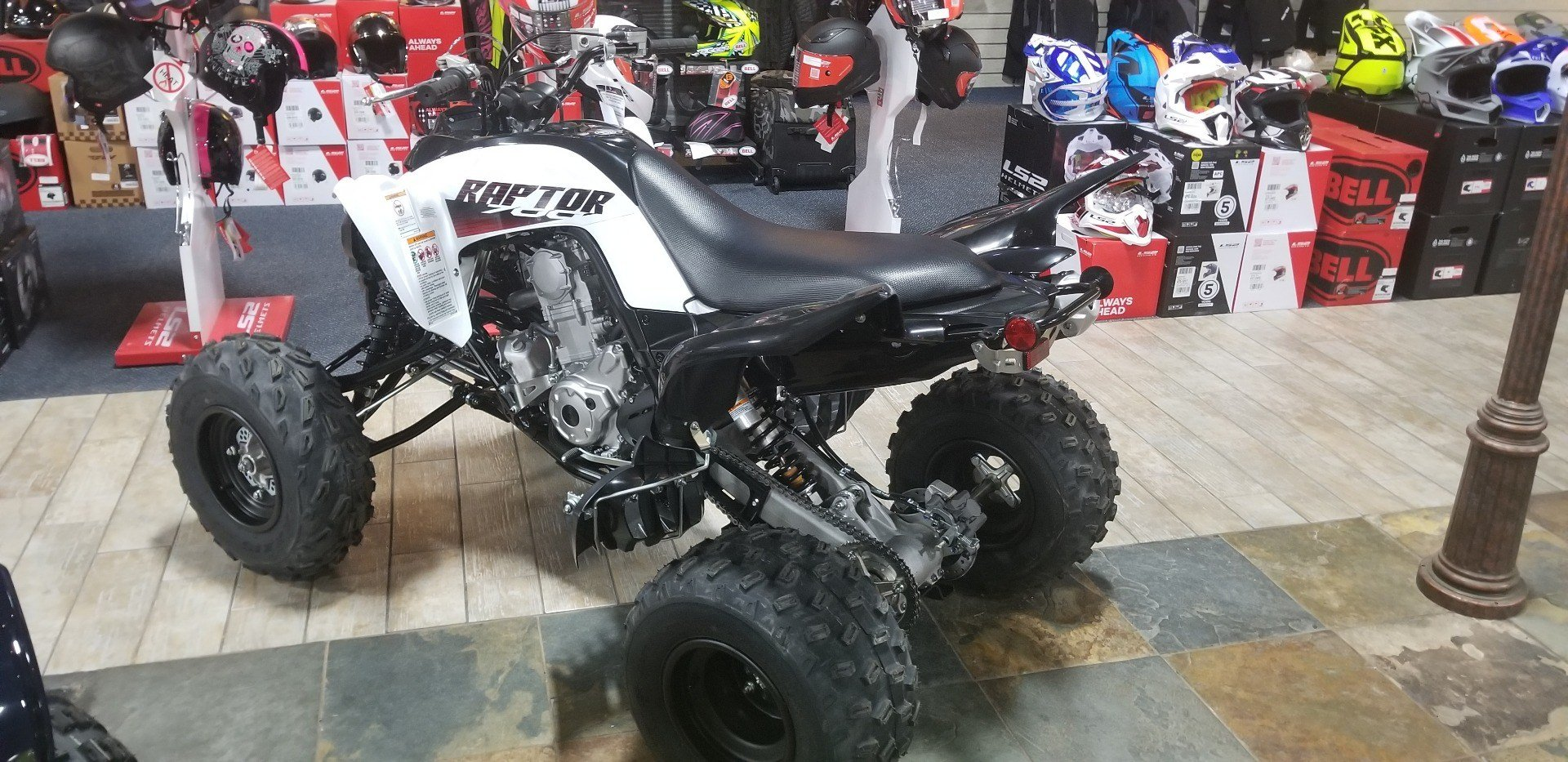 2020 Yamaha Raptor 700 in Dimondale, Michigan - Photo 4