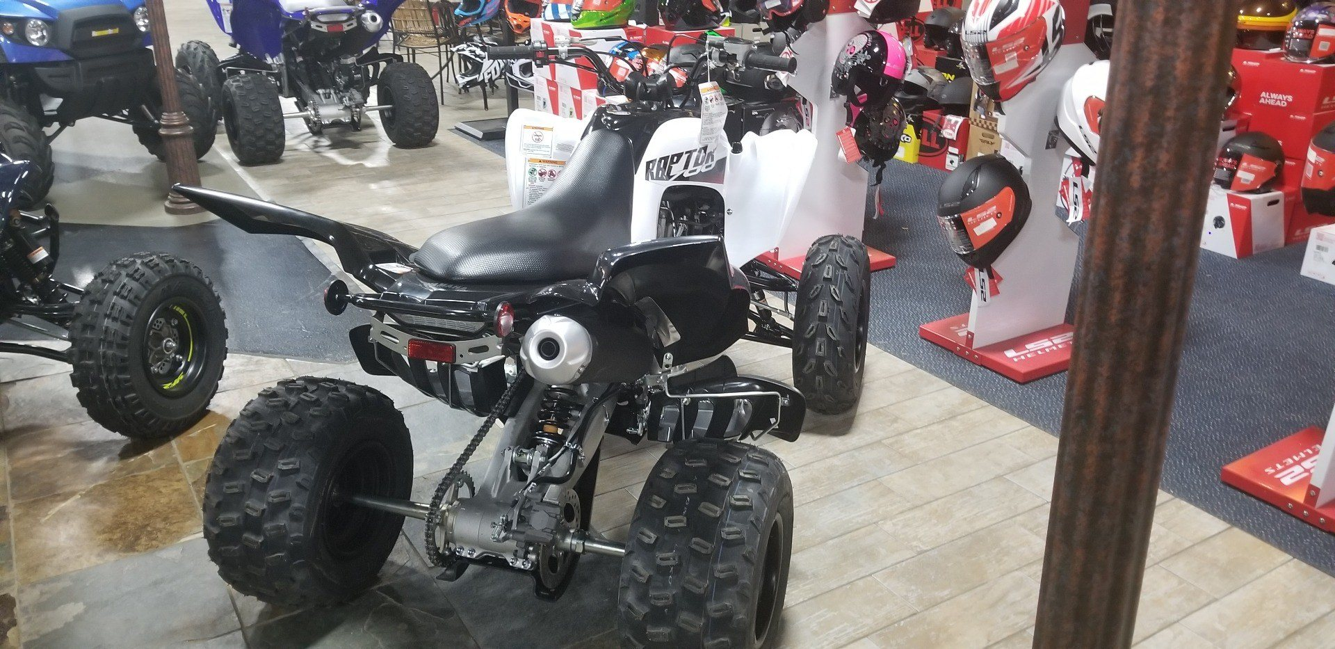 2020 Yamaha Raptor 700 in Dimondale, Michigan - Photo 6