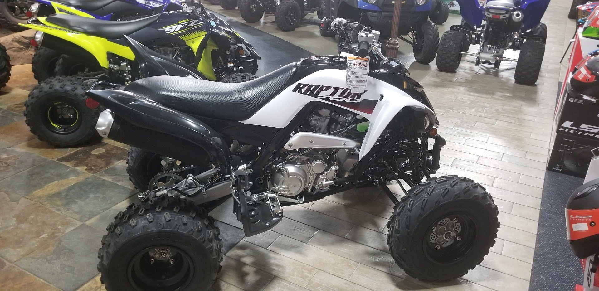 2020 Yamaha Raptor 700 in Dimondale, Michigan - Photo 7