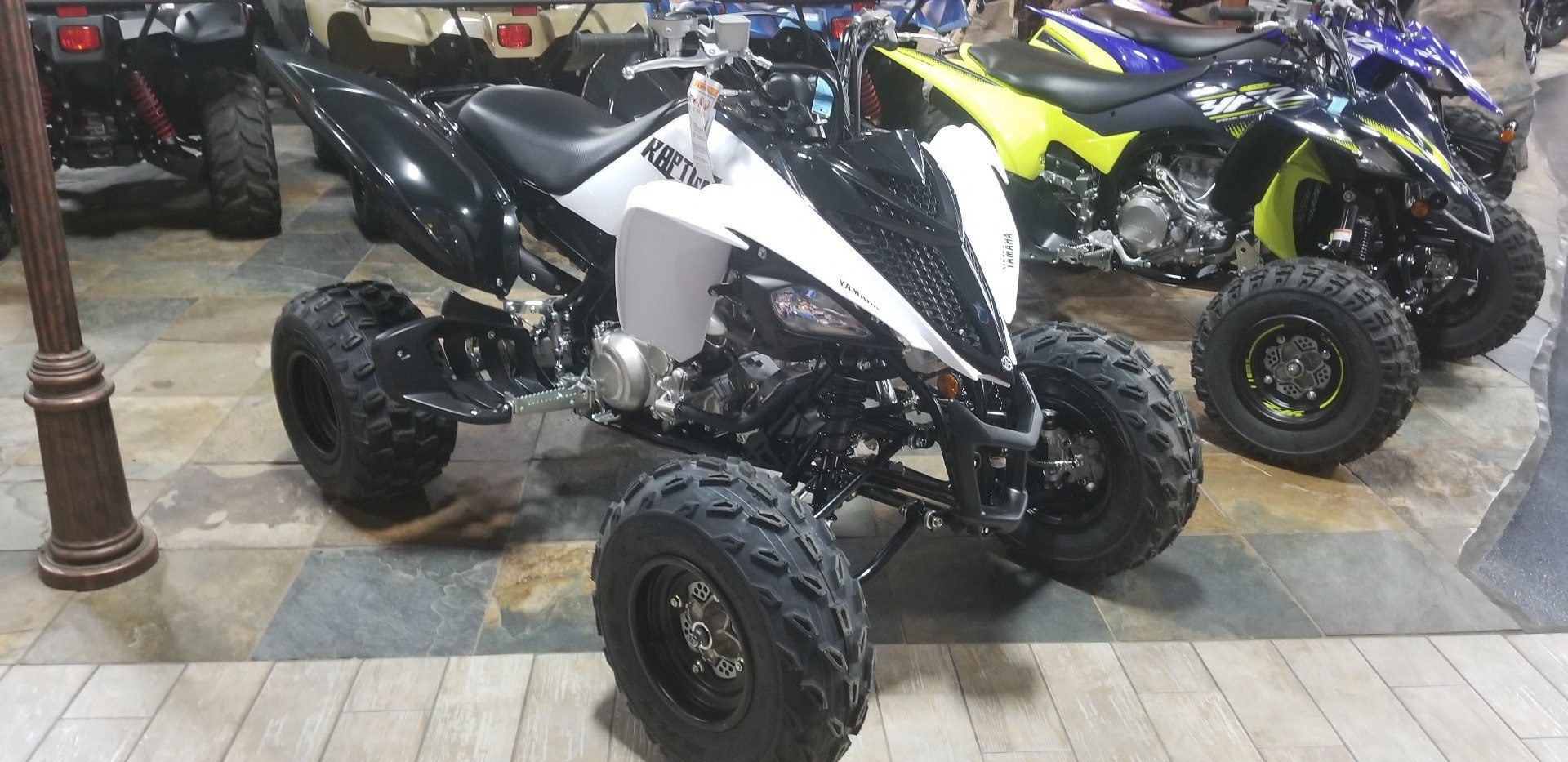 2020 Yamaha Raptor 700 in Dimondale, Michigan - Photo 8