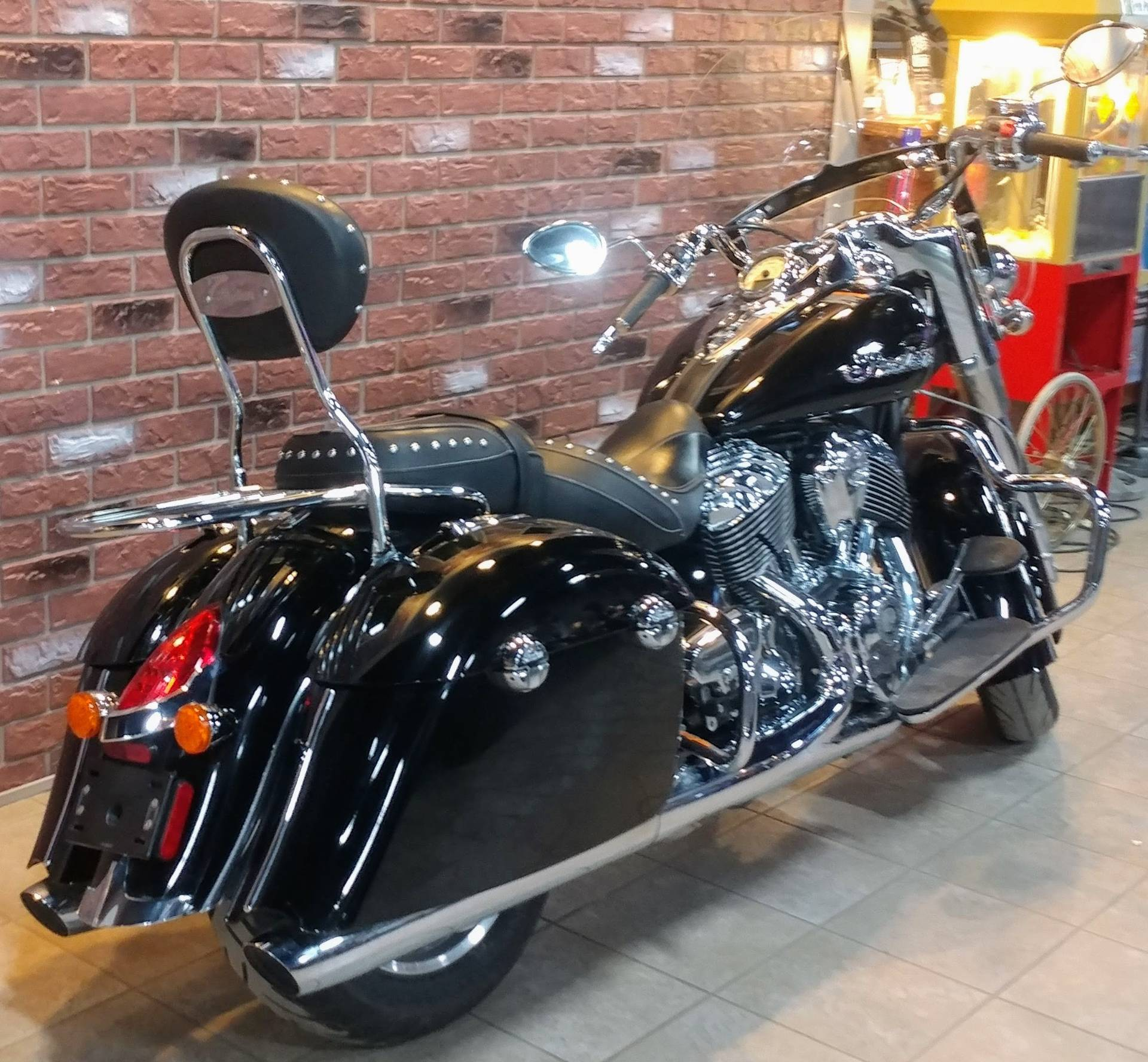 2016 Indian Springfield™ in Dimondale, Michigan