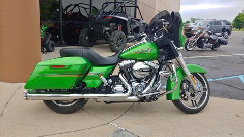 2015 Harley-Davidson Street Glide® in Dimondale, Michigan - Photo 1