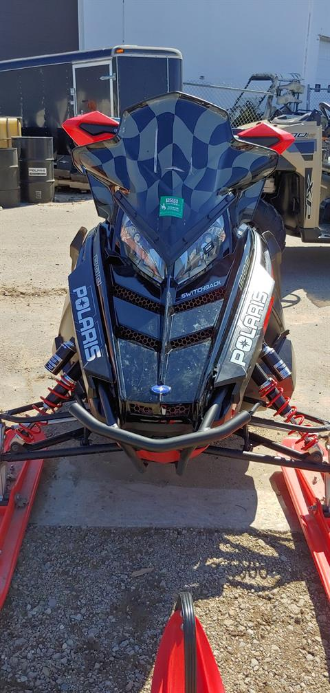 2015 Polaris 800 Switchback Assault 144 SC in Dimondale, Michigan - Photo 5