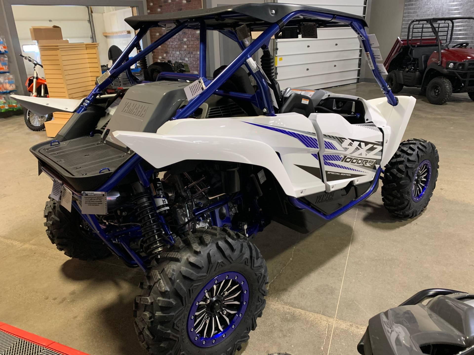 2019 Yamaha YXZ1000R SS SE in Dimondale, Michigan