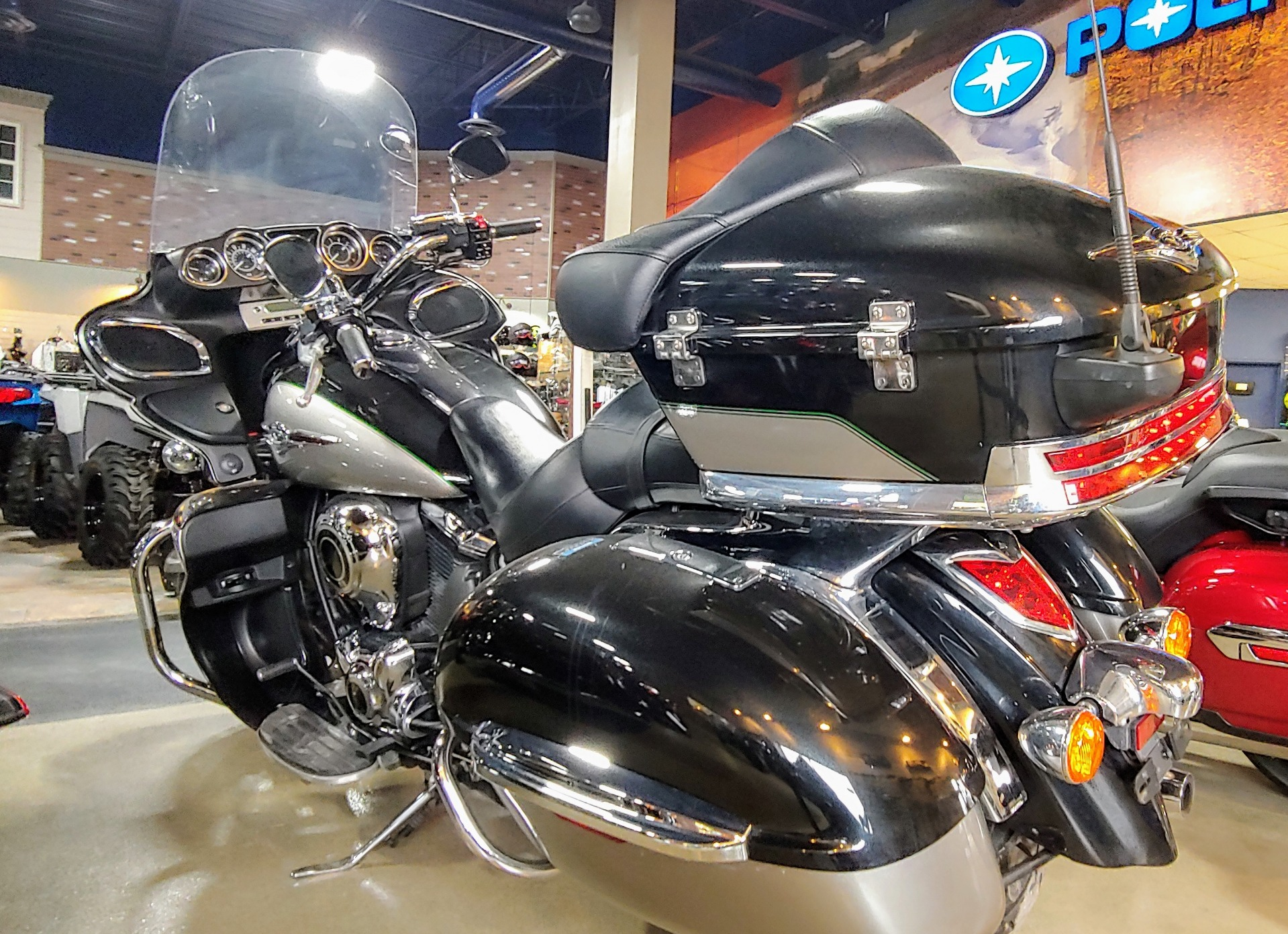 2016 Kawasaki Vulcan 1700 Voyager ABS in Dimondale, Michigan - Photo 1