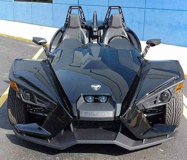 2017 Slingshot Slingshot in Dimondale, Michigan