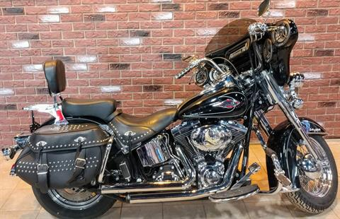 2009 Harley-Davidson FLSTC Heritage Softail® Classic in Dimondale, Michigan