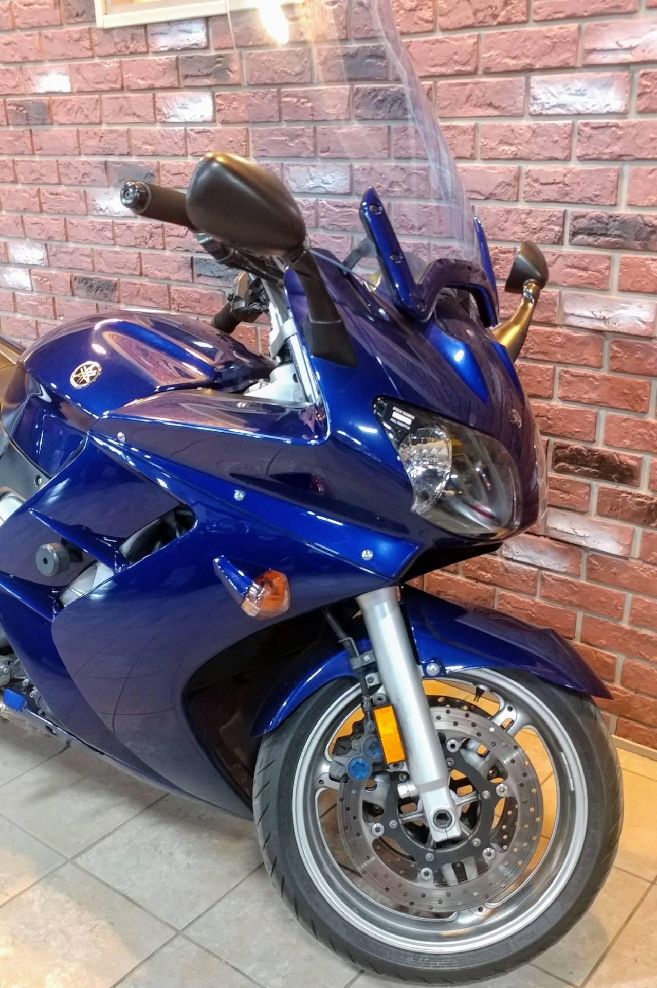 2005 Yamaha FJR 1300 in Dimondale, Michigan
