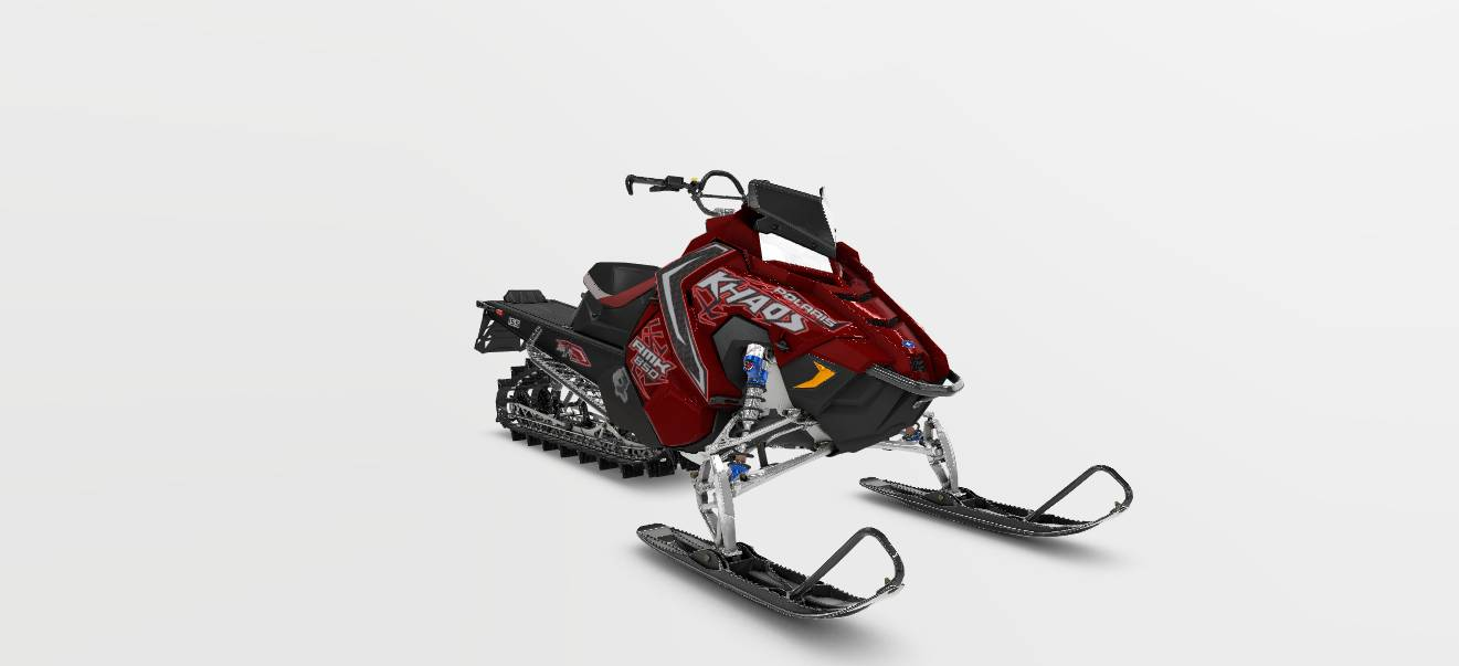 "2021 Polaris 850 RMK Khaos 155 2.6"" in Dimondale, Michigan - Photo 2"