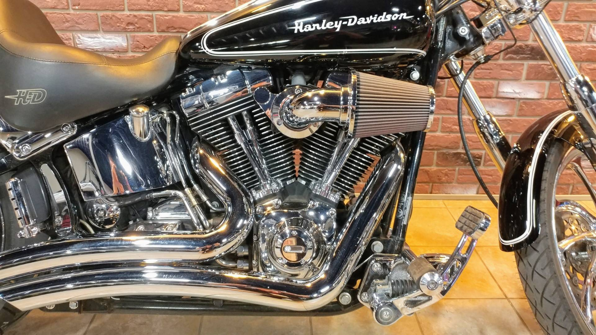 2001 Harley-Davidson FXSTD/FXSTDI Softail® Deuce™ in Dimondale, Michigan